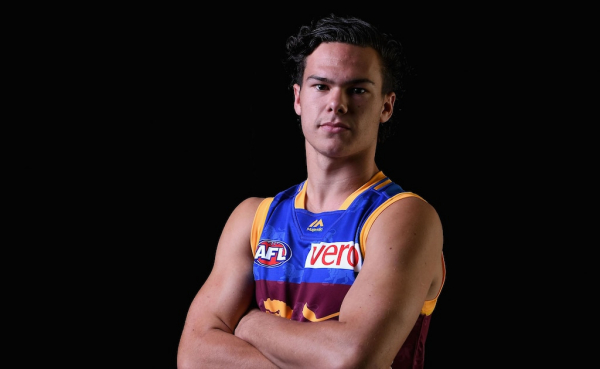 Cameron Rayner to wear Jonathan Brown's number at Brisbane Lions
