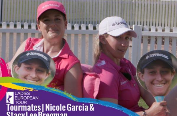 Tour Mates: Nicole Garcia & Stacy Bregman