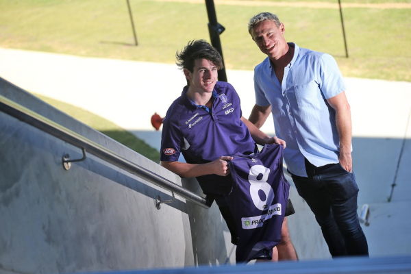Dockers lock in Andrew Brayshaw through to the end of 2021