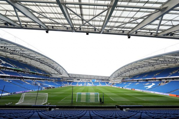 Brighton vs Burnley live score and goal updates from Premier League clash at the Amex Stadium