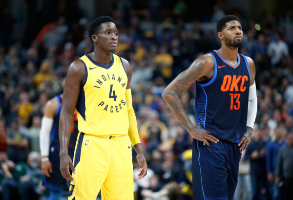 Paul George: Victor Oladipo is the 'Future of Indiana'