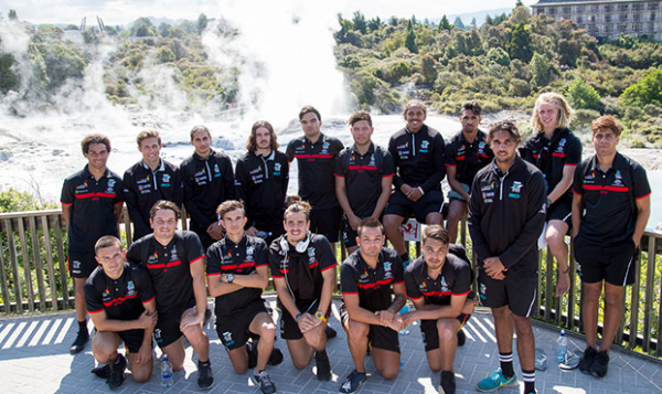 NZ Academy diary: Day 3 and 4