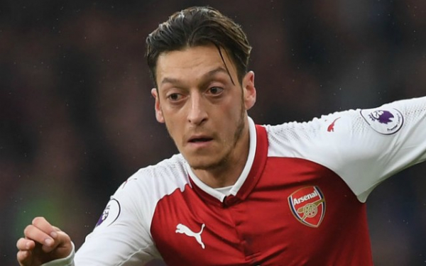 Jose Mourinho pushing £30m star out of Manchester United to make room for transfer of Arsenal's Mesut Ozil