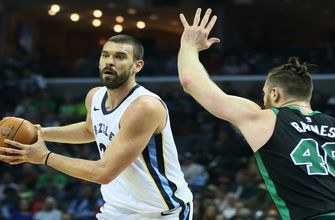 Grizzlies LIVE to Go: Tough loss in Memphis as the Grizzlies fall to the Celtics 102-93