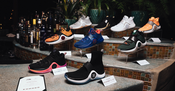 Li-Ning Way of Wade 6 Officially Launches at Art Basel in Miami