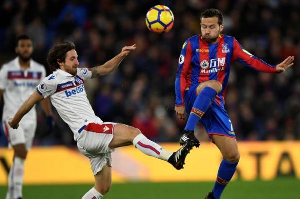 Crystal Palace urged to refuse Yohan Cabaye transfer in January by boss Roy Hodgson
