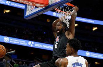 Clippers beat Magic 106-95 behind Jordan, Williams