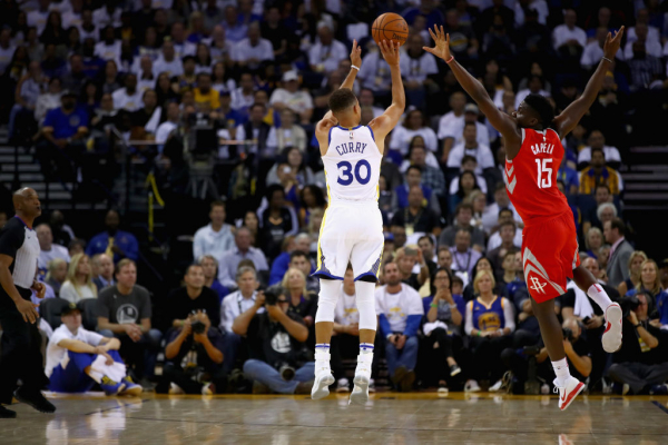 Clint Capela: Rockets 'Expect to Beat' the Warriors
