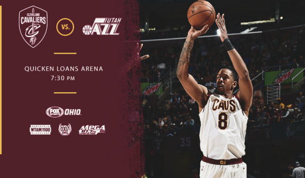 #CavsJazz Game Preview - December 16, 2017