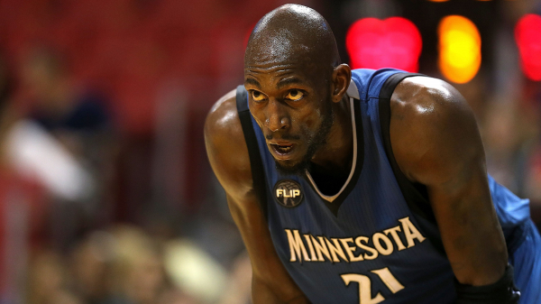 "Kevin Garnett on Timberwolves ownership: ""They suck"""