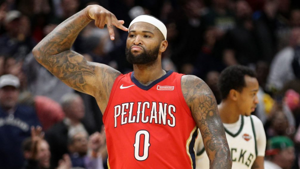 DeMarcus Cousins doesn't expect Pelicans to trade him at the deadline