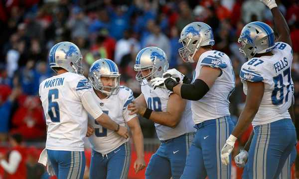How the Detroit Lions can make the playoffs