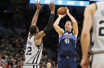 Mavericks look to take down Warriors
