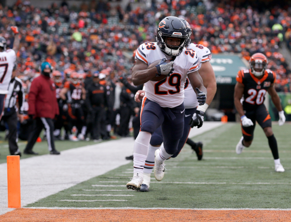 Instant Analysis: Bears deliver rock bottom for Bengals
