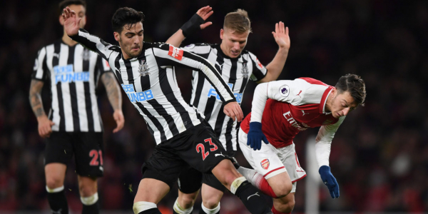 Newcastle United Player Ratings: Arsenal (A)