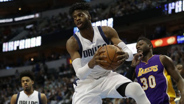 Mavericks' Nerlens Noel expects to miss 4-6 weeks with thumb surgery