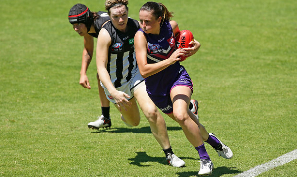 AFLW to introduce last disposal out of bounds
