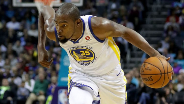 Three Things to Know: No Curry? Okay, Warriors just give ball to Kevin Durant
