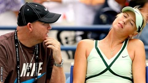 Johanna Konta adds Maria Sharapova's ex-coach Michael Joyce to team