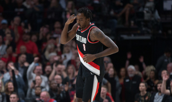 Blazers Head To Charlotte On The Heels Back-To-Back Victories