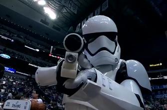 The Last Jedi: Looking back at Mavericks 'Star Wars Night'