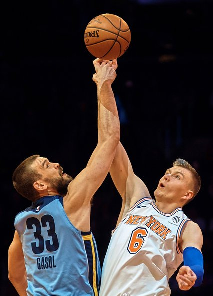 Knicks 99, Grizzlies 88: Courtney Lee and Kristaps Porzingis Lift Knicks to .500
