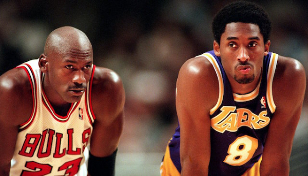 Lakers News: Kobe Bryant Aimed To 'Destroy,' Go For 'Blood' In First Matchup With Michael Jordan
