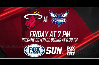 Preview: Heat visit Hornets without services of Hassan Whiteside, Justise Winslow