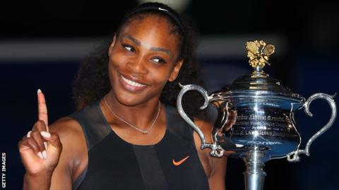 Serena Williams has entered Australian Open, says tournament director