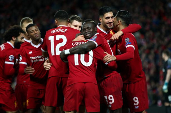 Liverpool break Manchester United's 19-year Champions League record with 7-0 win over Spartak Moscow