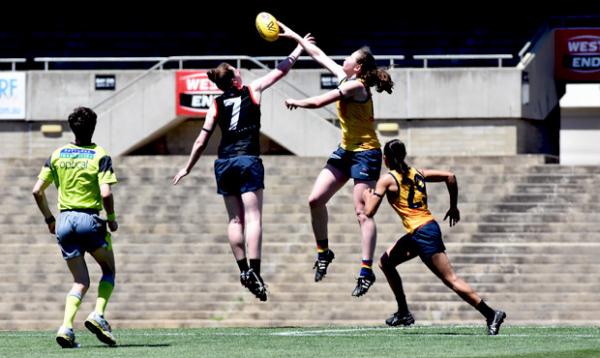 AFLW: Recruits make their mark