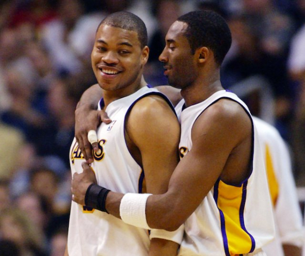 Former Lakers Guard Devean George Was Most Impressed By Kobe Bryant Adjusting Game On The Fly