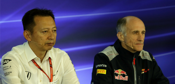 Honda and Toro Rosso ring the changes ahead of new F1 partnership