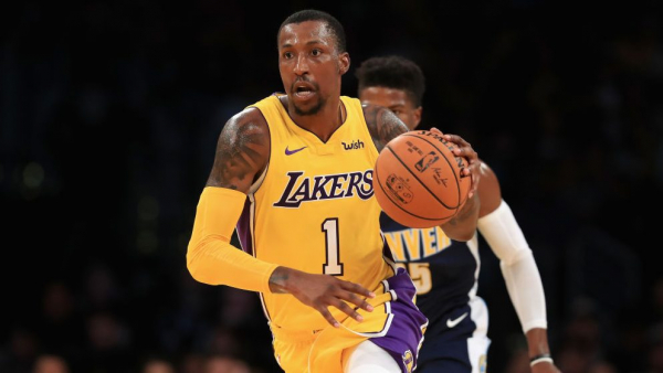 Lakers' Kentavious Caldwell-Pope will not travel with team for 25 days due to legal issue