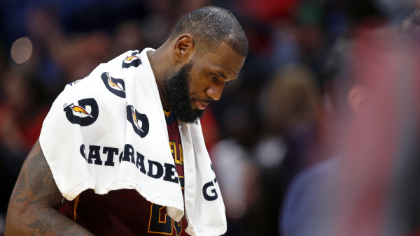 Report: Cavaliers not willing to put Nets pick in potential trade packages