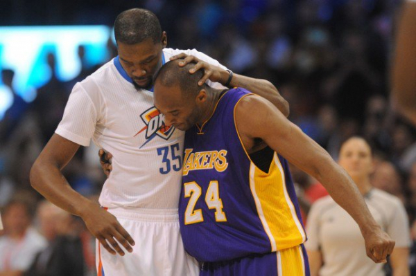 Lakers News: Kevin Durant Shares What He Learned From Kobe Bryant