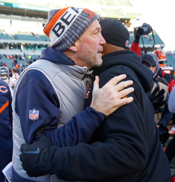 NFL hot seat rankings: Bengals Marvin Lewis, Bears John Fox coaching out the string?