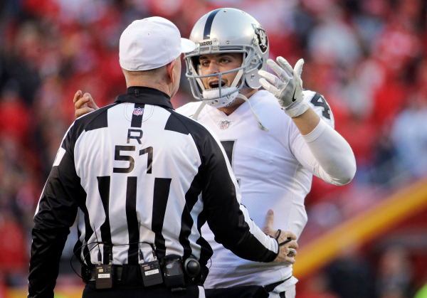 Raiders put aside frustration of down season for stretch run