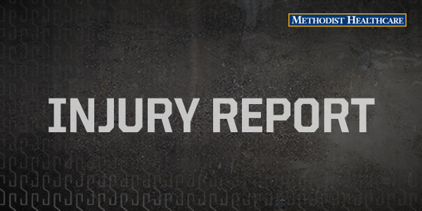 SPURS INJURY REPORT – 12/16/17
