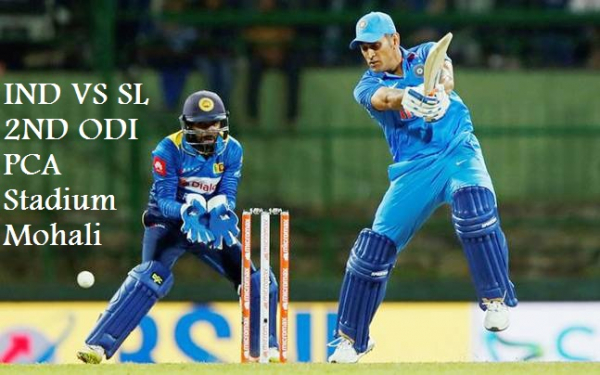 2ND ODI – INDIA VS SRI LANKA – FANTASY PREVIEW