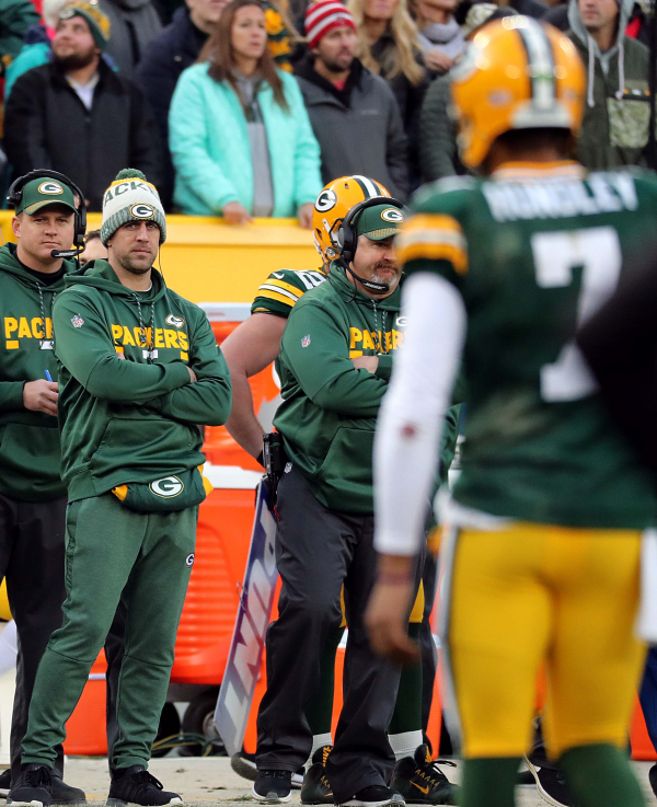Mike McCarthy: Aaron Rodgers, Packers preparing for playoff-type game
