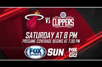 Preview: Heat host Clippers looking to climb back above .500
