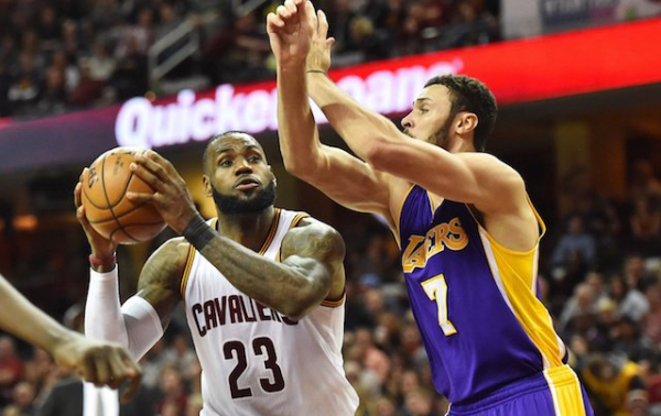 Lakers Vs. Cavaliers TV Info And Preview: L.A. Looks To Cap Road Trip With Win Over LeBron James