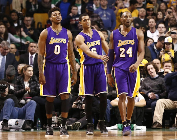 Lakers Video: Nick Young Recalls Favorite Encounters With Kobe Bryant