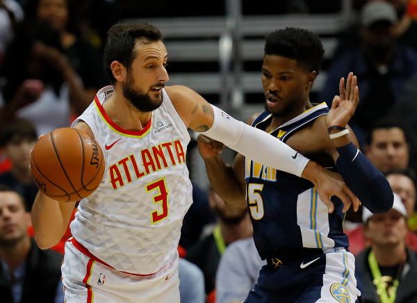 Nuggets make perfect sense in potential trade with Hawks for Marco Belinelli