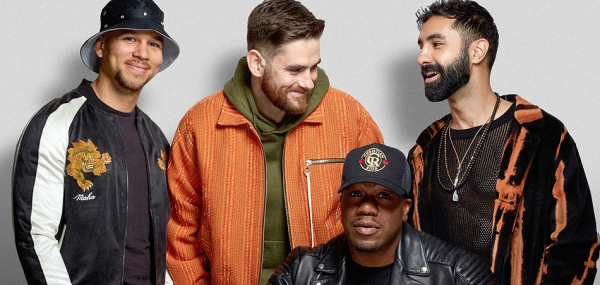 "Rudimental and The Martinez Brothers link up on ""No Fear"""