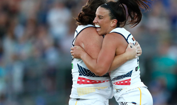 AFLW: Crows come together for camp