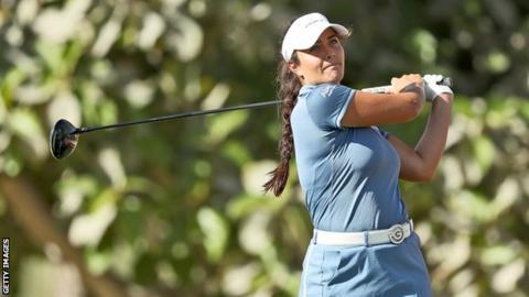 Scotland's Kelsey MacDonald stays second at Dubai Ladies Classic