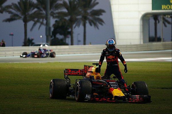 Red Bull's finishing rate not good enough in 2017 - Horner