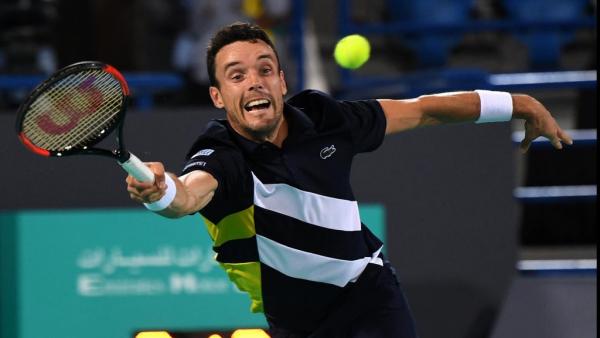 Bautista Agut beats del Potro in NZ final